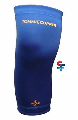 0f668996cd Tommie Copper Women's Recovery Refresh VITALITY Compression Knee Sleeve Blue