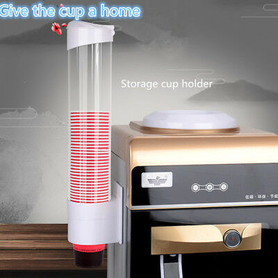 Water Dispenser Accessory Primo Side Mount Cooler Automatic Cup Hot/Cold Holder