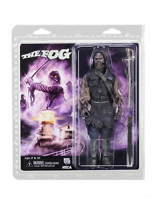 """The Fog - 8"""" Clothed Action Figure - Captain Blake - NECA"""