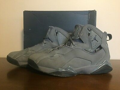 04b9b569e89266 10 NIKE JORDAN True Flight 45 grey Men s Size 12 Basketball Shoes ...