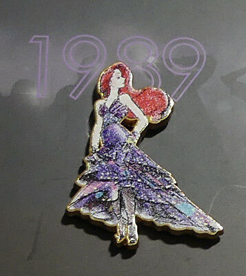 Disney Store 2018 Designer Collection Premiere Series Doll Pin Ariel LE 4800