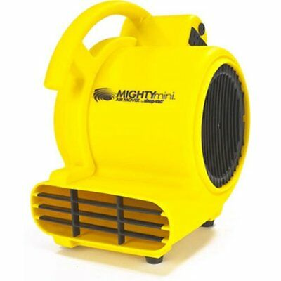 Shop-Vac 1032000 Mighty Mini Air Mover 3-Speed 3-Position Dryer for Wet Carpets,