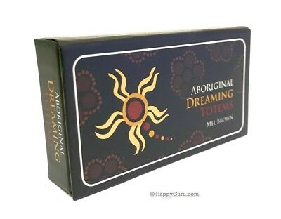 """""""Aboriginal Dreaming Totems"""" By Mel Brown (Oracle Cards)"""