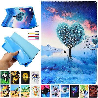 Magnetic Leather Smart Case Wallet Card Cover For iPad Mini/Air 2/6th 9.7 2018