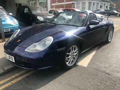 2004 Porsche Boxster 2.7 Lapis Blue - LOW MILEAGE AND OWNERS - BOSE