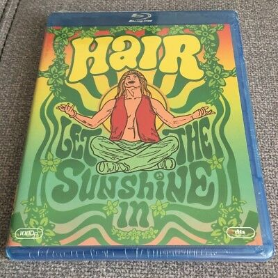 LET THE SUNSHINE In Bluray (UK IMPORT) BLU-RAY NEW - $13 89