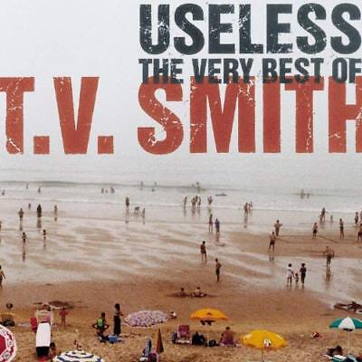 T.v. Smith - Useless The Very Best Of (Ger. Pressing 1 Cd)