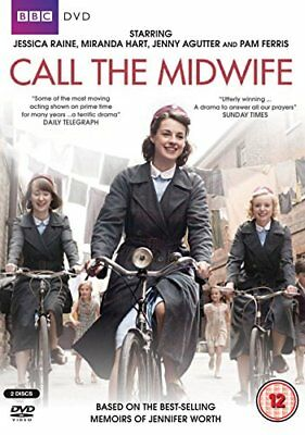 Call the Midwife - Series 1 [DVD] - New - Sealed - Regions 2 + 4