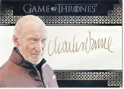 Game Of Thrones Valyrian Stahl Valyrian Auto Charles Dance als Tywin Lannister L