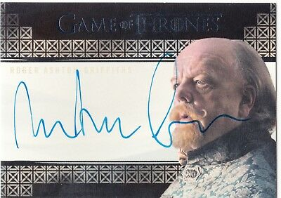 Game Of Thrones Valyrian Stahl Valyrian Auto Roger Ashton-Griffiths als Mace Vl