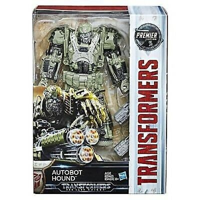Autobot Hound Premiere Voyager 18 Cm Transformers 5 The Last Knight Hasbro C2357