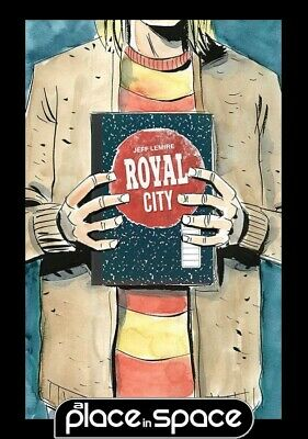 Royal City Vol 03 We All Float On - Softcover