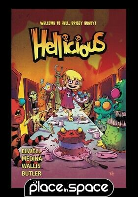 Hellicious Vol 01 - Softcover