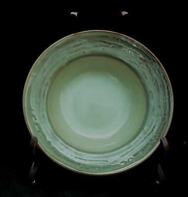 """Willow Lane Green by Linden Street SOUP & CEREAL BOWL  8 1/2"""""""