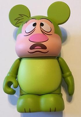 "Green Hedgehog Hedge Hog Alice in Wonderland #1 Disney VINYLMATION 3"" Figure"