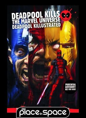 Deadpool Graphic Novel Coll Vol 1 Dead Pool Kills  Marvel Universe - Hardcover