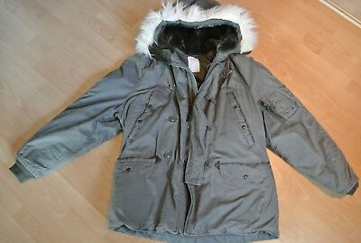 US Military Original Extreme Cold Weather Parka,8415-00-376-1734