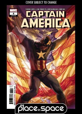 Captain America, Vol. 9 #4A (Wk41)