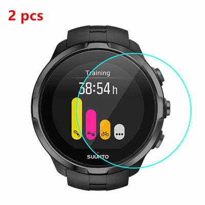 Tempered Glass Screen Protector Film Guard for Suunto Spartan Sport Watch 2PCS