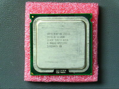 Intel Xeon E5335 Slaek 2.00ghz//8mb//1333mhz Base//Socket 771 Quad CPU Processor