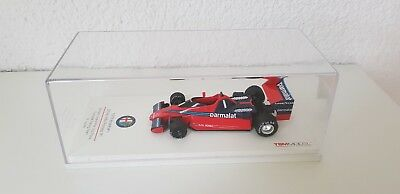 TSM MODEL 1;43   N.LAUDA  BRABHAM BT46 - ALFA ROMEO 1978  MONACO GP.2nd Place