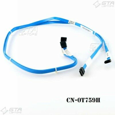 Dell Precision T5500 Workstation Dual SATA Hard Disk Drive Data Cable 0T759H