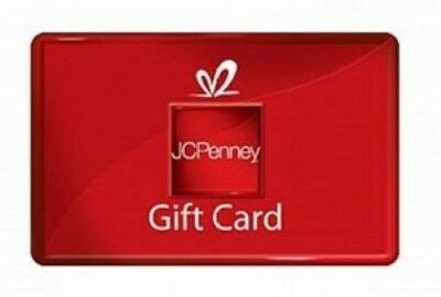 Jc Penney Gift Cards Card Ao2017556