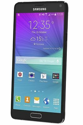 TELEPHONE FACTICE Samsung Galaxy NOTE 4 Noir