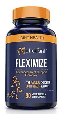 Joint Pain Relief Supplement - Potent Natural 2,100mg Turmeric Glucosamine MSM