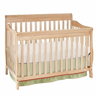 Baby Time International Inc Oshi Stephanie 4 In 1 Convertible Crib