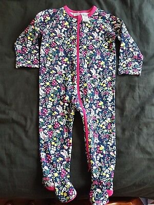 Girls new MINNIE MOUSE sleepsuit size 1