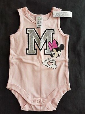 Girls new MINNIE MOUSE romper size 0