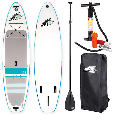 "F2 Sup Impact 11,5"" 2018 Stand Up Paddle Board Aufblasbar ~ Testboard"