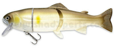 """floater Mad Shad Hechtköder by TACKLE-DEALS !!! Castaic Real Bait 8/"""" 20cm"""