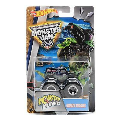 Hot Wheels Monster Jam Trucks Grave Digger Mattel Cfy43