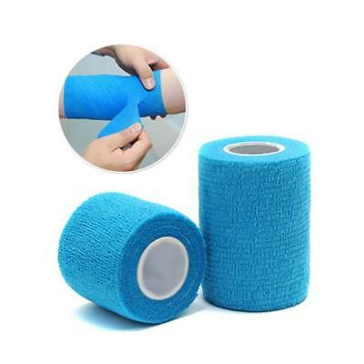 Non-woven fabric Waterproof Self Adhesive Bandage Tape Finger Joints Wrap 8C