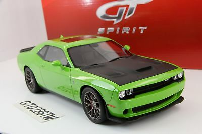 GT Spirit 1:18 scale Dodge Challenger SRT HellCat - Lime Green(LE.999) GT168