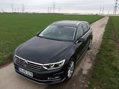 VW Passat Variant Highline RLine Blue Motion  Euro 6   2,0 TDI