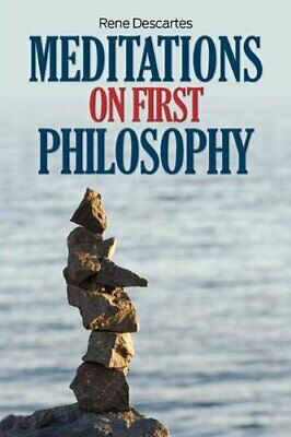 Meditations on First Philosophy by Descartes, Rene Paperback Book The Cheap Fast