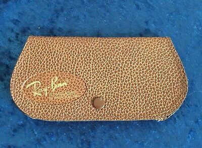 Vintage Ray Ban Bausch & Lomb Sunglasses Case Only - Clip On?
