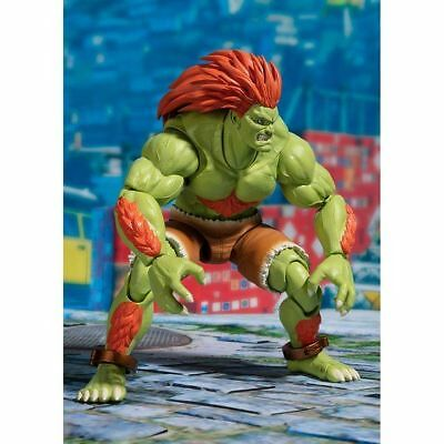 Premium Bandai S.H.Figuarts Street Fighter Blanka Action Figure SH SHF 16cm