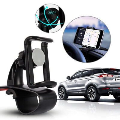 Universal HUD Car Dashboard Mount Holder Stand Bracket For Mobile Cell Phone GPS