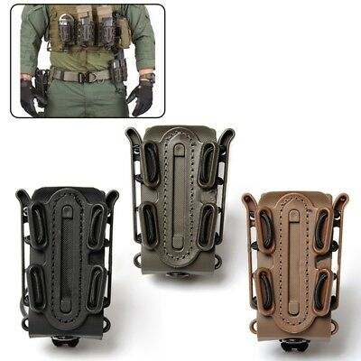 Soft Shell Scorpion Rifle / Pistol Mag Carrier Magzine Pouch Magazine Holders