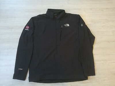 The North Face Herren Jacke Schwarz Softshelljacke Softshell Gr. L Men's Jacket