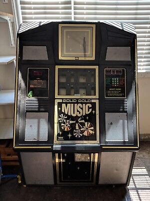 NSM Solid Gold Music Jukebox  ***ACCEPTING OFFERS***