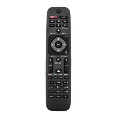 Remote Control Replacement for Phillips TV 52PFL7704D 47PFL7704D Blu-ray DVD