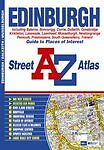 """VERY GOOD"" Edinburgh Street Atlas, Great Britain, Book"