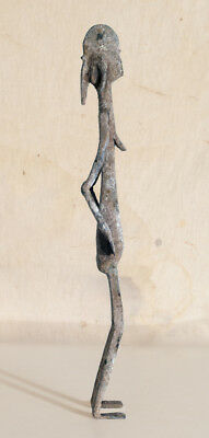 A Bamana iron sculpture