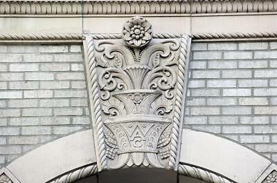 Building detail,Washington Athletic Club,Seattle,Washington,2009,Carol Highsmith