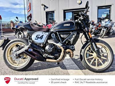 2018 Ducati Scrambler Cafe Racer - ORIGINAL AND CLEAN CONDITION